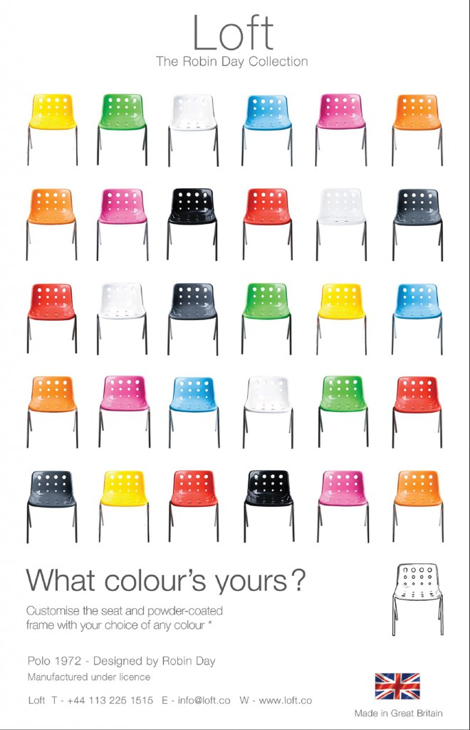 What colour's yours?
