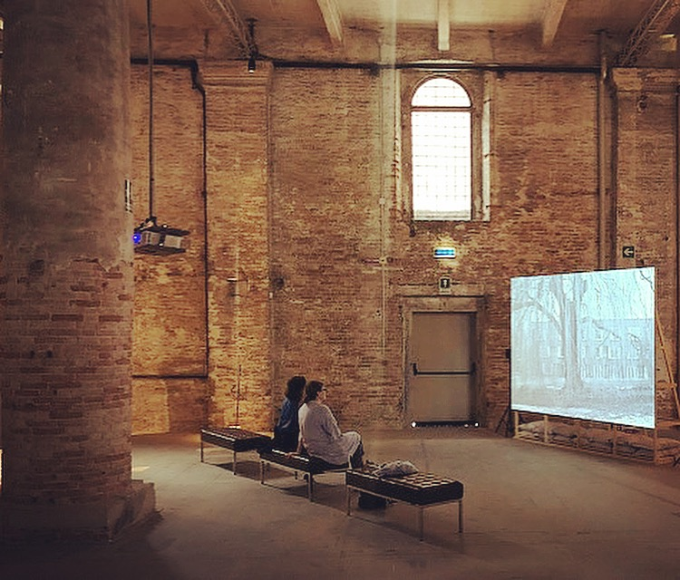 Loft support 6a Architects exhibiting at La Biennale di Venezia 2018